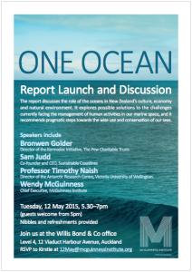 20150501 Ocean event poster