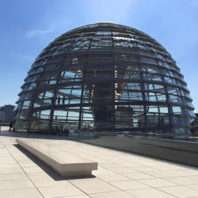 Wendy's Travels: German Parliament