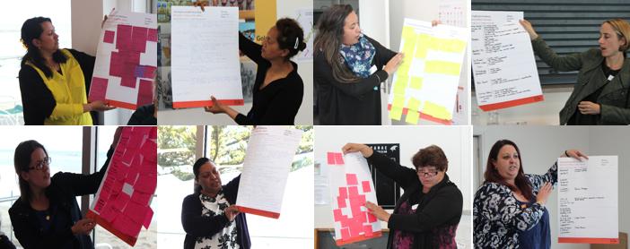 Participants presenting 2