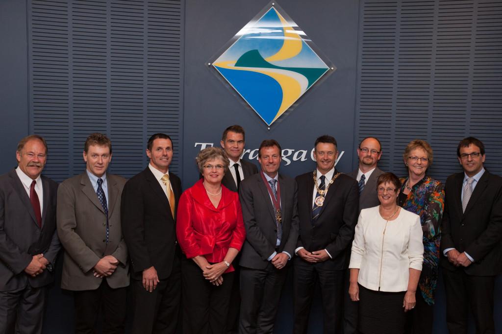 Tauranga City Council Electd Members Group 1