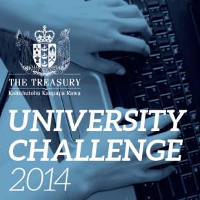 Treasury University Challenge 2014